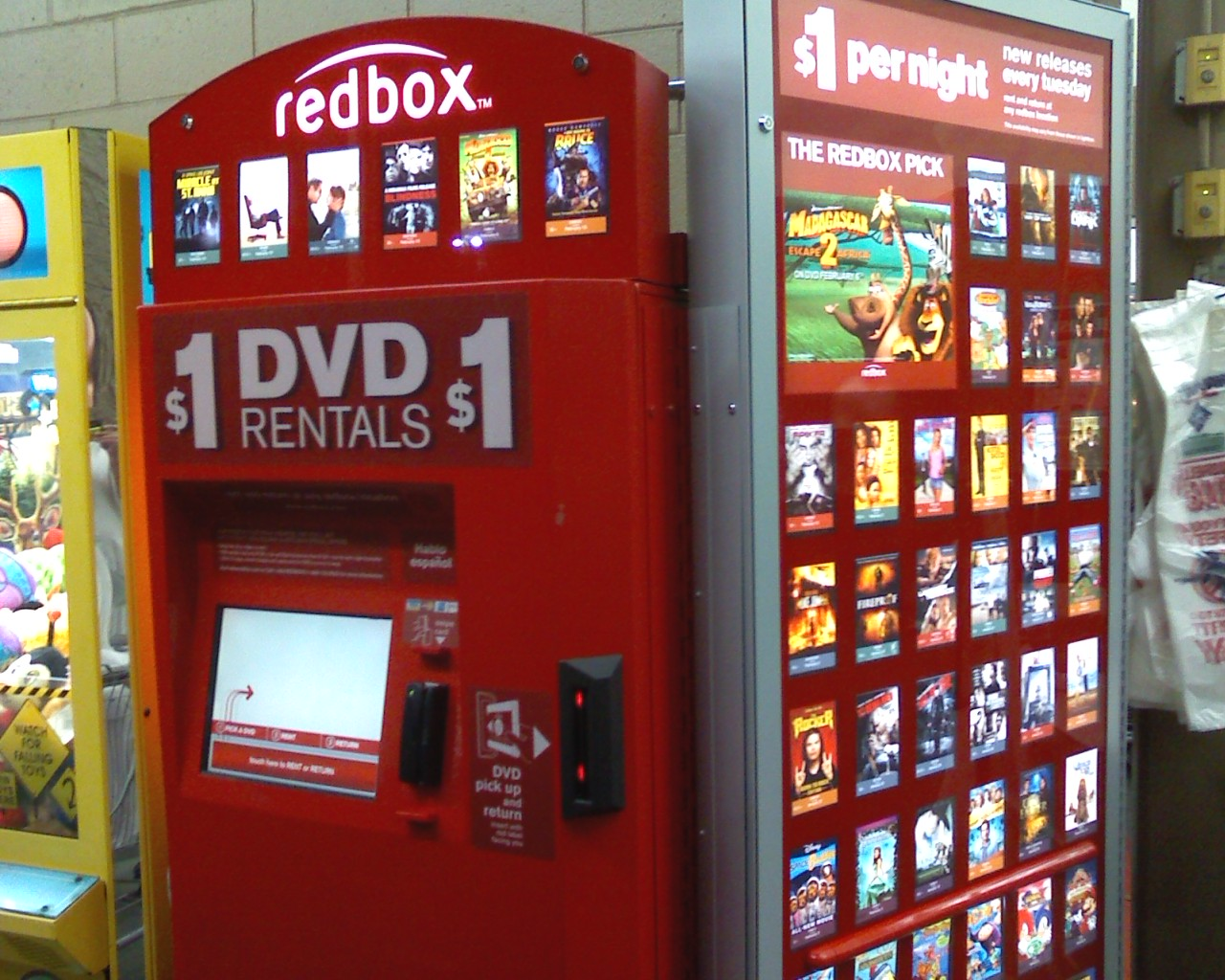 New Redbox releases out now and coming soon including movie info, ratings and trailers. Get the latest Redbox release dates for the latest movies.