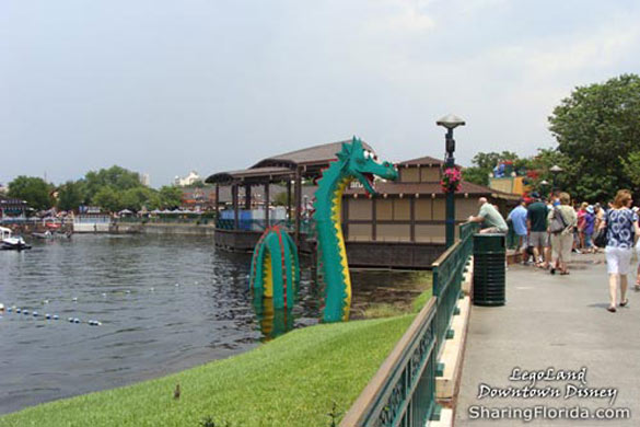 Lego Store – Lake Buena Vista Part of Downtown Disney Florida