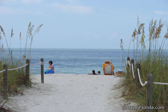 Lovers Key Beach