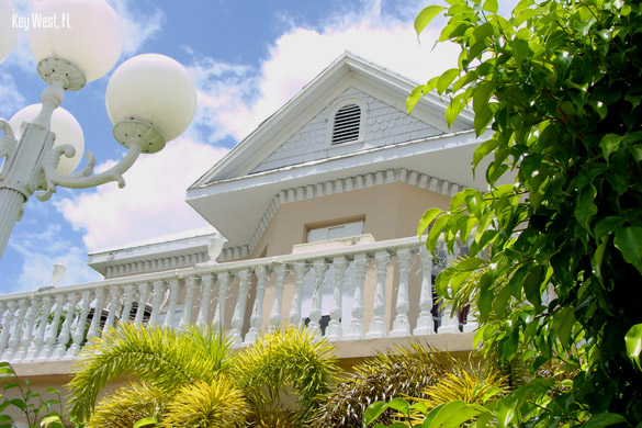 Old Key West House Wallpaper