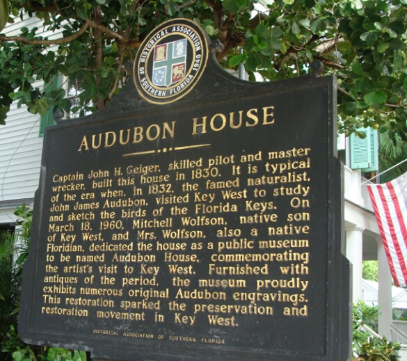 The Audubon House – John H Geiger in Key West