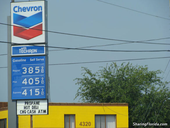 Cheapest gas in st petersburg florida