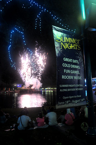 Sea World Summer Nights 2011