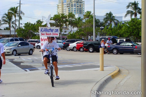 A1A Know Before You Go Bicycle