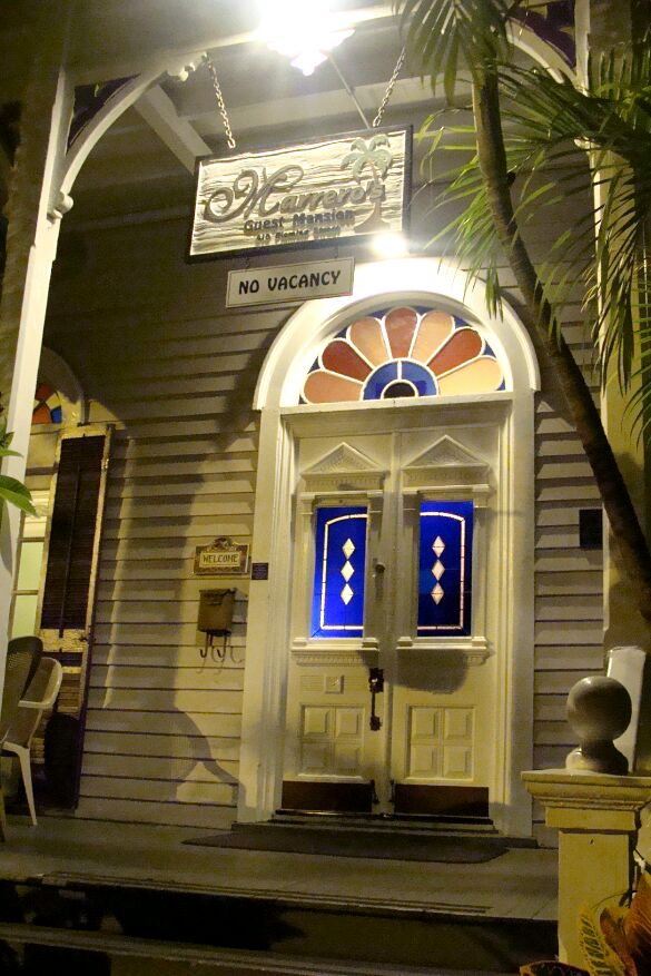 Key West Hotels >> Clothing-Optional Marrero's Guest House